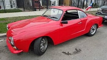 1969 Volkswagen Karmann-Ghia for sale 100825600